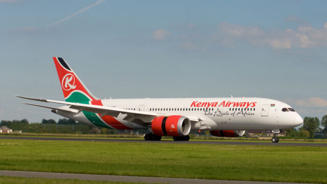 Kenya Airways Plans to Resume Domestic Flights