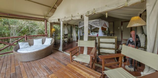 Camps and Lodges Approved to Reopen in Masai Mara